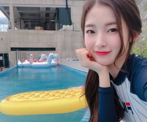 arin, yewon, and oh my girl image