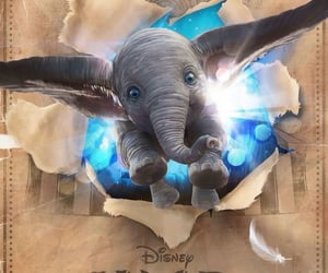 disney, dumbo, and movies image