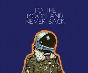 astronaut, background, and iphone wallpaper image