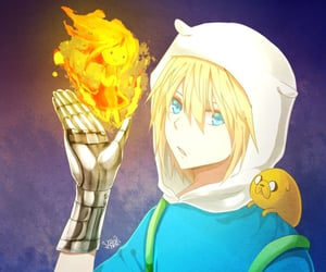 adventure time and fin&jake image