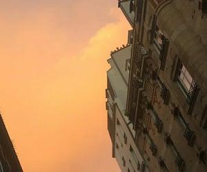 france, orange, and paris image