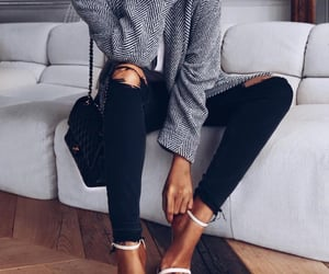 beautiful, style, and chic image