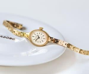 etsy, gold women watch, and women watch jewelry image