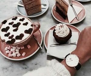 aesthetic, beautiful, and cupcake image