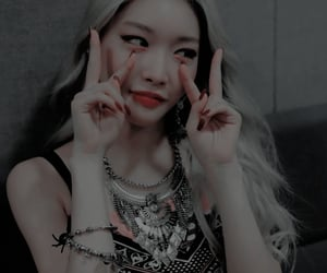 chungha and kpop image