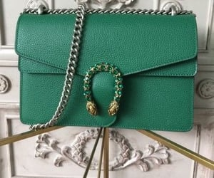 fashion, green, and gucci image