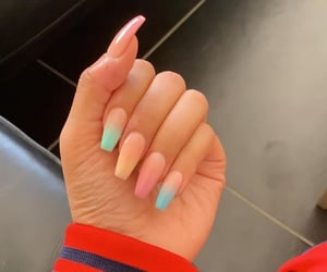 claws, fashion, and nails image