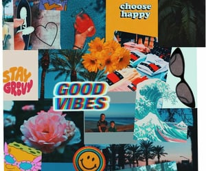 summer, Collage, and wallpaper image