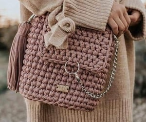 bags, fashion, and handbags image