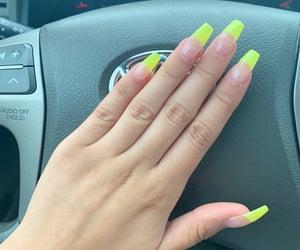 acrylics, nails, and neon image