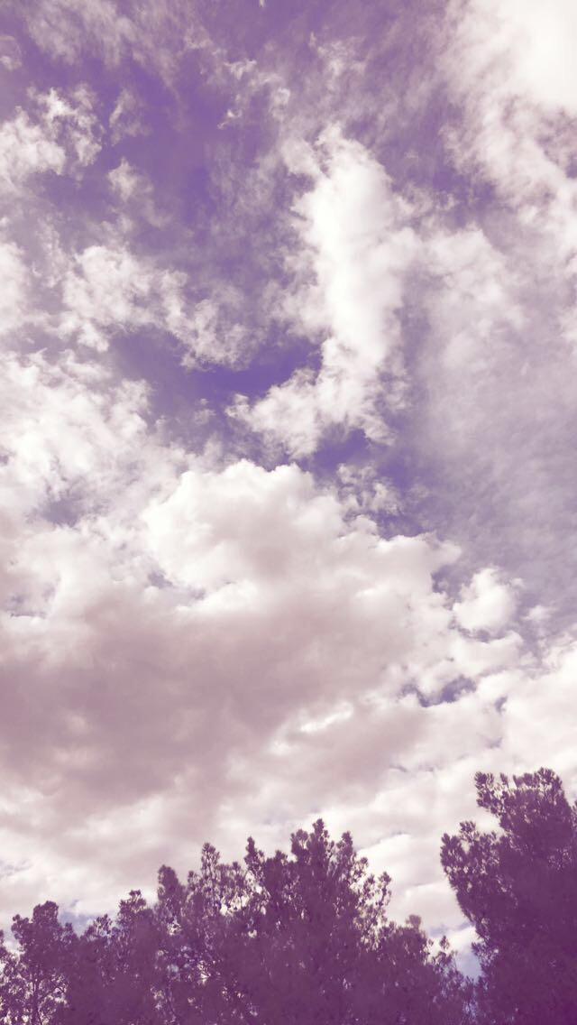 Pink Clouds Wallpaper Uploaded By Flowerbeans