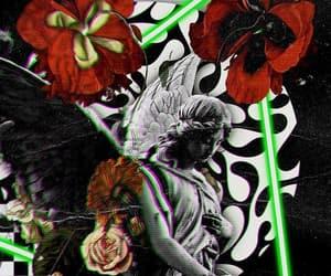 aesthetic, vaporwave, and background image