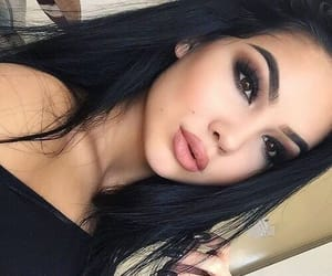 hairstyles, makeup, and trending looks image