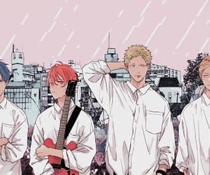 anime, given, and Boys Love image