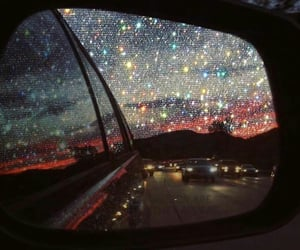 glitter, car, and sparkle image