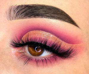 alternative, eyebrows, and eyes image