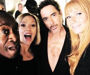 Marvel, Scarlett Johansson, and robert downey jr image