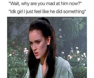 funny, Relationship, and winona ryder image