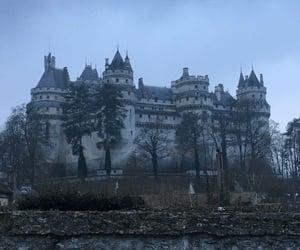 castle, dark, and fantasy image
