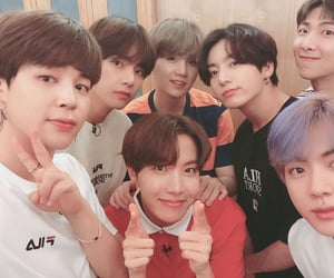 bts, jungkook, and jin image