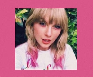 dark pink, lover, and Taylor Swift image