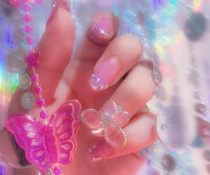 aesthetic, butterflies, and buttefly image