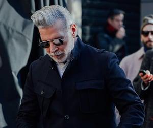fashion, gentleman, and haircut image
