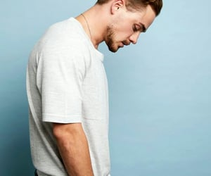 dacre montgomery, stranger things, and billy hargrove image