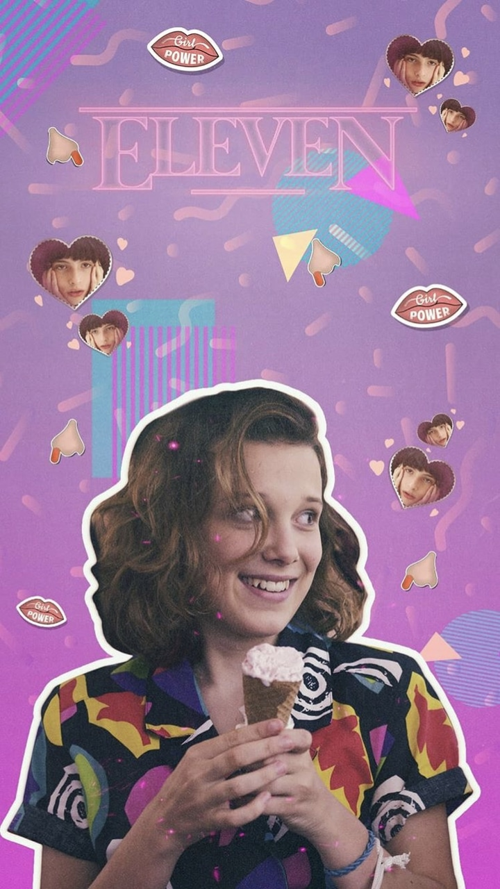 Image About Wallpaper In Stranger Things By Giovana
