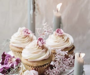 aesthetic, cupcake, and dolci image