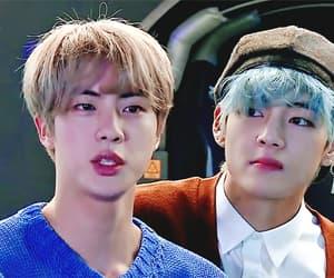 gif, jin, and seokjin image