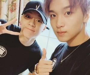 nct, jeno, and haechan image