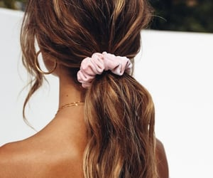 hair, fashion, and girls image