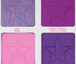 eyeshadow, jeffree star, and makeup image