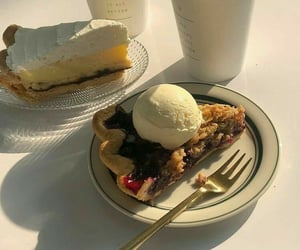 90s, aesthetic, and dessert image