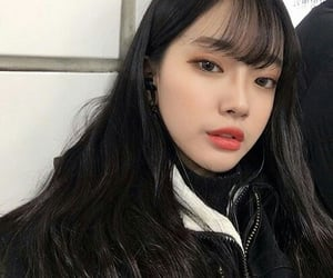 ulzzang, girl, and beauty image