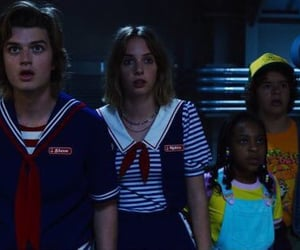 robin and stranger things image