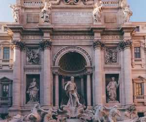 rome, art, and italy image