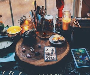 aesthetic, witch, and fantasy image