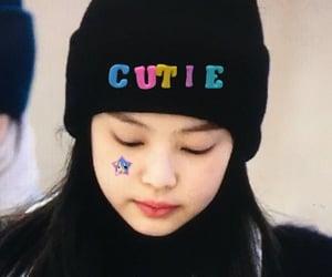 blackpink, cutie, and jennie image