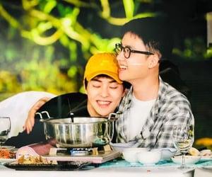 do, xiumin, and kim minseok image