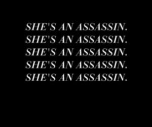 quotes, aesthetic, and assassin image