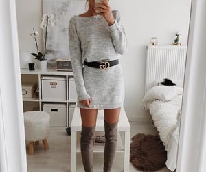 fashion, beautiful, and outfit image