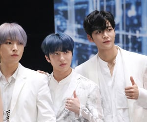 chani, kang chanhee, and inseong image