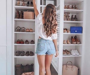 closets, inspiration, and room inspiration image