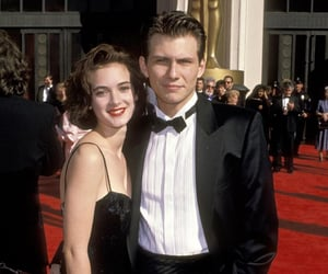winona ryder and christian slater image