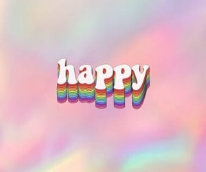 background, happy, and hippie image