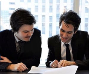 brendon urie and spencer smith image