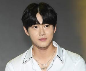 exo, junmyeon, and kim junmyeon image