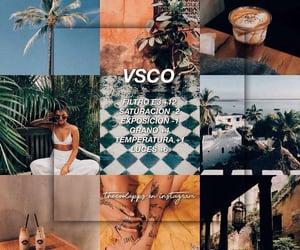 vsco, vsco filter, and vsco codes image